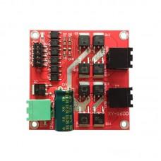 Industrial-Grade 2-Channel DC Motor Driver Module 7A 160W CW CCW PWM Speed Control L298 Logic XY-160D