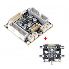 ADAU1701 2.1 DSP Audio Processor Pre-tone Adjustment Volume Control Board Electronic + Breakout Board