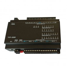 12DO Relay Output 16DI Switch Input RJ45 Ethernet RS485+232 TCP Module Modbus Controller TCP-508K
