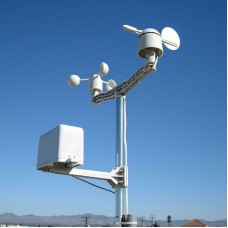 Weather Station Set Wind Speed Sensor Wind Direction Rainfall for IOT Secondary Development APRS