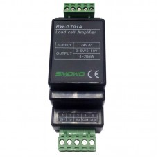 RW-GT01A DIN Rail 0-10V Output Sensor Load Cell Amplifier Transmitter Transducer Weight  Measure