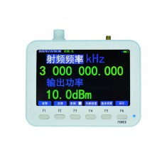 25MHz-3GHz Portable RF Signal Generator Handheld Precision Signal Generator For AT Command SG3000-AT