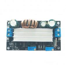 Buck Boost Converter Step Up Down Power Supply Module 4.8-30V to 0.5-30V Solar Charging CV CC