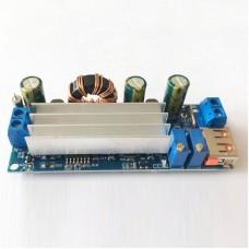 80W Boost Converter Module CV CC Step Up Module with USB Port 2-24V to 3-30V