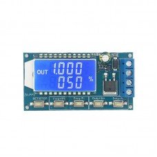 PWM Generator & Pulse Generator Frequency Duty Cycle Adjustable Module without Shell ZK-PP2