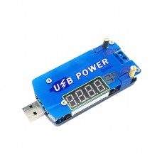 15W USB Buck Boost Converter Adjustable Step Up Down Power Supply Module Quick Charger