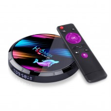 TV Box 8K Ultra HD TV Set Top Box w/ Digital Display For Android 9.0 MAX X3 S905X3 (4+32G)
