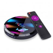 TV Box 8K Ultra HD TV Set Top Box w/ Digital Display For Android 9.0 MAX X3 S905X3 (4+64G)