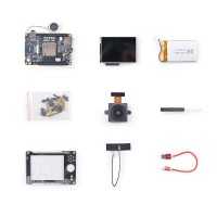MAIX GO Development Board AIoT Developer Kit AI IoT On-Board Debugger For Robotics Unassembled