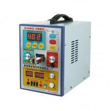 SUNKKO 769D 220V Spot Welder Welding Machine Soldering Station USB Charging Test (S-71B Welder Pen)