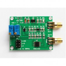 1KHz-210MHz RF Generator Module Precision Adjustable RF Signal Generator