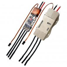 Superfoc6.8 50A Electric Skateboard VESC Speed Controller w/ Heat Sink For Esk8 Ebike
