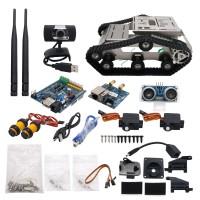 Sm5 Th Wireless Wifi Robot Car Kit for Arduino Vehicle Intelligent Robotics Camera Robot Educational Kit for Kids