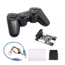 Motor Controller Kit with Controller Board For Arduino + Remote Controller For PS2