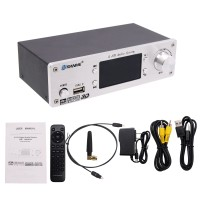 4K HDMI 5.1 Audio Decoder Bluetooth 5.0 Lossless Player For DTS U Disk RH-699X USB Sound Card Version