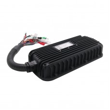 72V 3000W Electric Bicycle Brushless Motor Speed Controller For E-bike Scooter Black