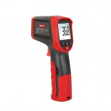 Non-Contact Infrared Thermometer Forehead Temperature Gun with Over-Temperature Alarm UT306H