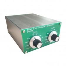OCXO Frequency Standard 44.1k 48k Word Clock CW Built-in OCXO For External Rubidium Clock FOS-3