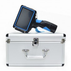 "Handheld Inkjet Printer 600DPI w/ Imported Black Ink 5"" Touch Screen Date QR Code Barcode Logo WN-880"