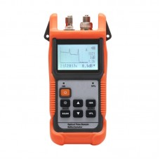 Optical Time Domain Reflectometer Mini OTDR with Built-in VFL For SM Fiber TM190S 1310nm or 1550nm