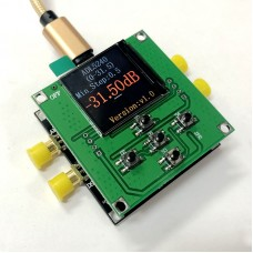 "100M-4GHz Variable Gain Amplifier RF IF Digitally Controlled VGA ADL5240 + STM32 + 1.3"" TFT"