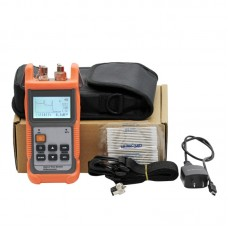 Optical Time Domain Reflectometer Mini OTDR with Built-in VFL For SM Fiber TM190S 1310nm & 1550nm