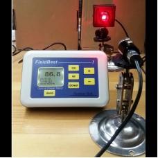 0.1mW-2W Optical Power Meter Laser Power Meter Full Wavelength High Accuracy Resolution 0.1mW