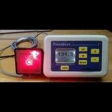 10uW-200mW Optical Power Meter Laser Power Meter Full Wavelength High Accuracy Resolution 10uW