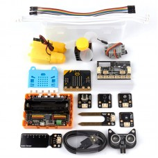 Robotbit DIY Electronic Starter Kit Learning Kit For LEGO Makecode Kittenblock Experiment Kit