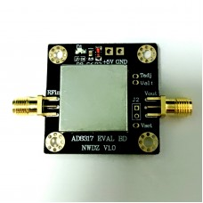 AD8317 Module 1M-10GHz 10000MHz 60dB Power Meter Logarithmic Detector Dynamic for Ham Radio Amplifiers
