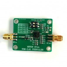 MB506 Module 50MHz-2.4GHz Prescaler 64 128 256 HIGH Frequency Divider for DBS CATV PCB Board UHF Transceiver