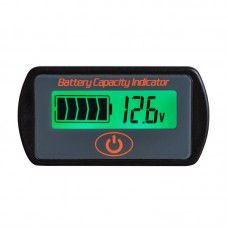 Battery Capacity Indicator Battery Capacity Voltage Display Module For Lead Acid Storage Battery