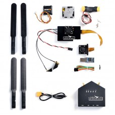 Arkbird Wireless Video Transmitter Receiver FPV DVR Kit with Autopilot3.0 (1080P Camera Version)