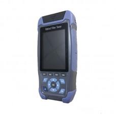 Optical Fiber Tester OTDR Optical Time Domain Reflectometer w/ OPM Light Source VFL For SM JW3302S