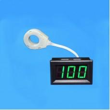 DC 5-120V Current Voltage Meter Voltage Current Display Range ±100A Resolution 0.2A WLS-HVA100