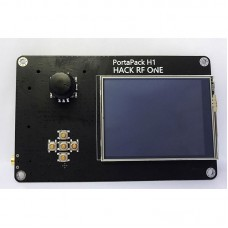 """PortaPack H1 2.8"""" Touch Screen 0.5PPM TCXO Clock For HackRF One SDR Transceiver (Expansion Board)"""