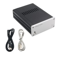 High-End USB Digital Interface USB to Coaxial Optical I2S AES EBU Support DSD For SITIME Oscillator