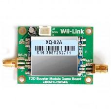 Demo Board 2.4G Wifi Zigbee Signal Booster Amplifier TDD Booster Module 2400MHz-2500MHz