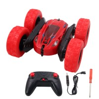 Wireless Remote Control Stunt Car RC Stunt Car Double-Sided Off-Road Car Toy For Kids