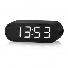 White LED Digital Clock USB Home Office Car Clock Large Display C4 DS3231 RTC Chip