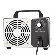 24g/h Ozone Air Purifier Ozone Generator Machine with Timing Switch Air Disinfection 220V