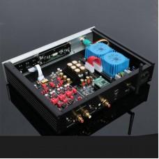 LME49720 LME49710 Dual ES9038PRO Decoder Balanced DAC Earphone Bluetooth 5.0 Optical Fiber Decoding