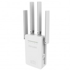 300Mbps Wifi Repeater Wireless Wifi Signal Booster Amplifier Repeater Router w/ 4 Antennas PIX-Link