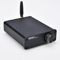 Mini Bluetooth Power Amplifier 100W TPA3116 Pure Power Amplifier Stereo BT5.0 without Power Supply