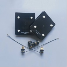 1 Pair 14DBi 5.8GHz Range Extender Antenna DIY 5.8G Antenna for DJI Mavic Mini Mavic 3se