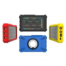 Silicone Protective Case Front Back Rubber Protection Cover For DS213 DS203 Oscillocope