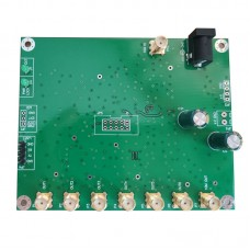 Phase Locked Loop PLL Board 10MHz Input 6-Channel Output Frequency Adjustable Conversion Board