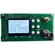 Wideband RF Signal Generator Power Regulation Broadband Support External Reference WB-SG1 1Hz-20G