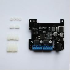 Robot Expansion Board Stepper Motor HAT I2C Driver Servo Controller Module for Raspberry Pi 3 4