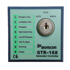 GTR-168 Generator Controller Electronic Control Module with Auto Start Stop Function